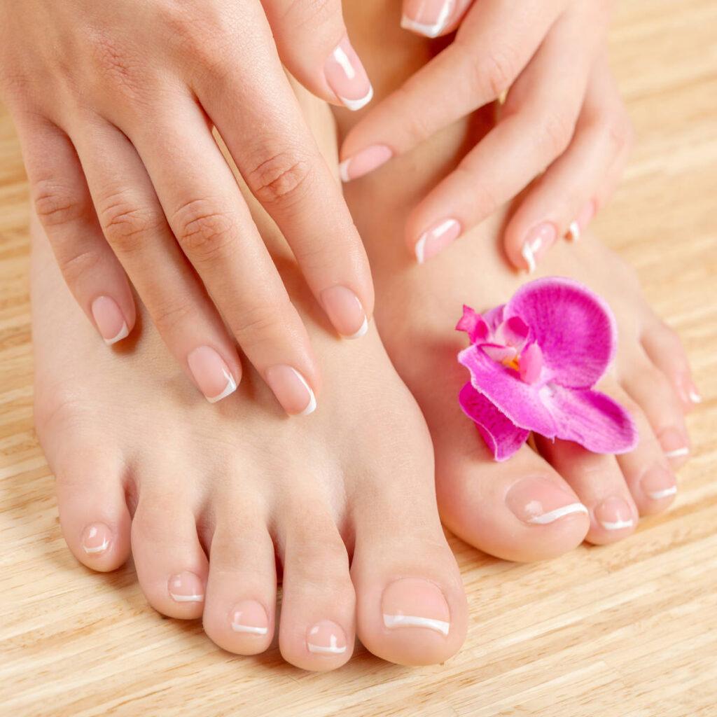 Podologische Fußpflege