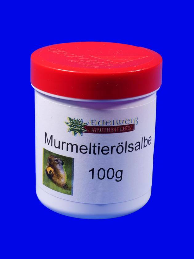 Murmeltierölsalbe 100g